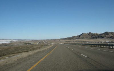 Taking the Long Way: Cross-Country Driving