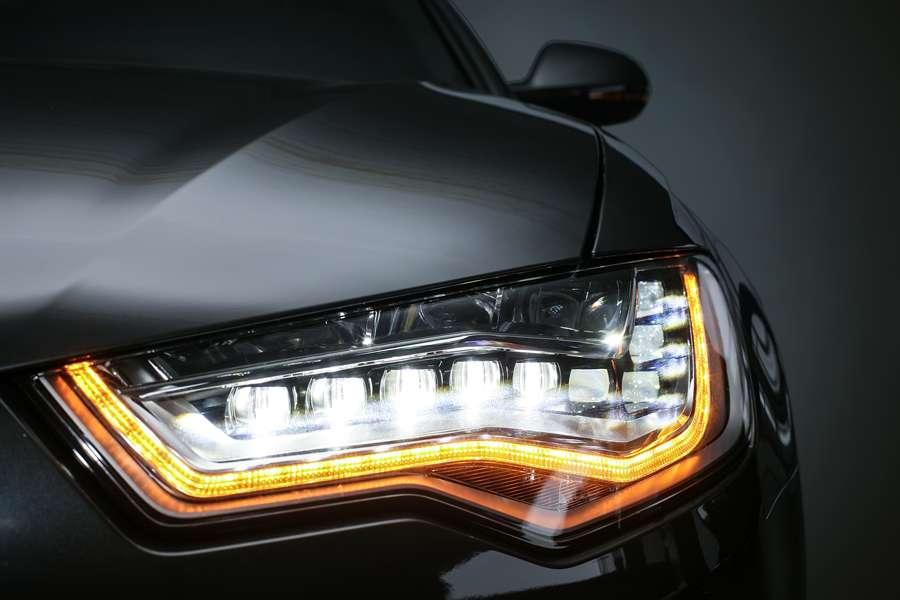 Audi LED Headlight