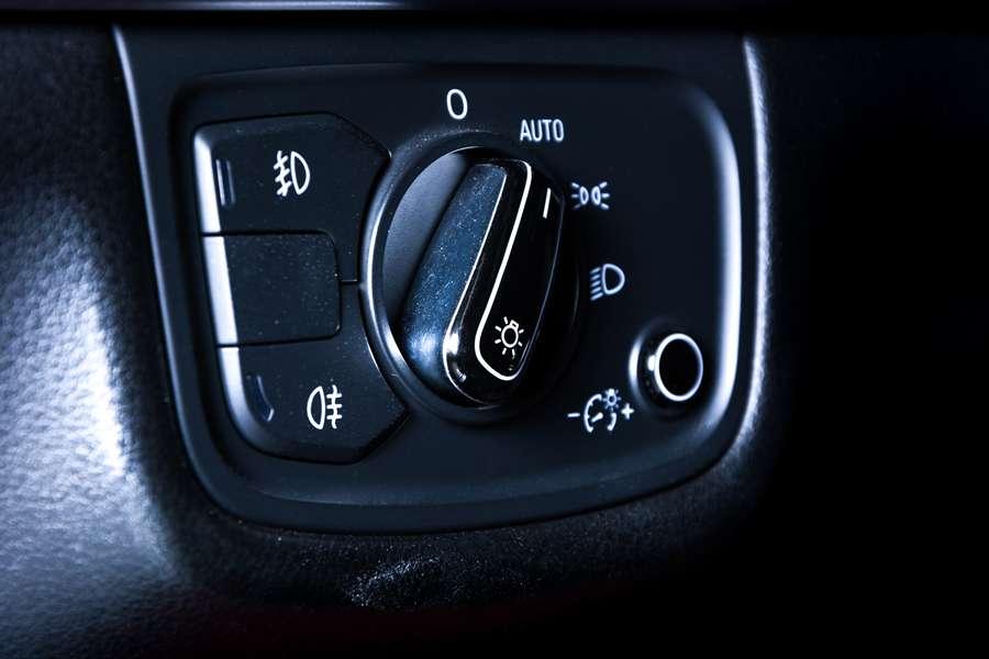 Car Headlight Instrument Switches