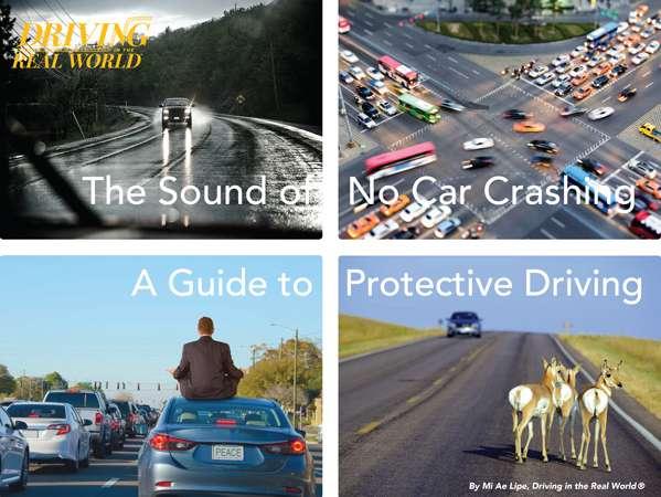 Sound of No Cars Crashing Ebook Cover