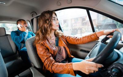 On the Other Side of the Wheel: Working as a Rideshare Driver