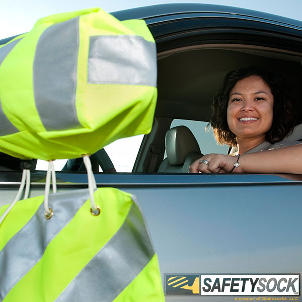 Helping You Be Seen, Safely: Introducing the SafetySock®