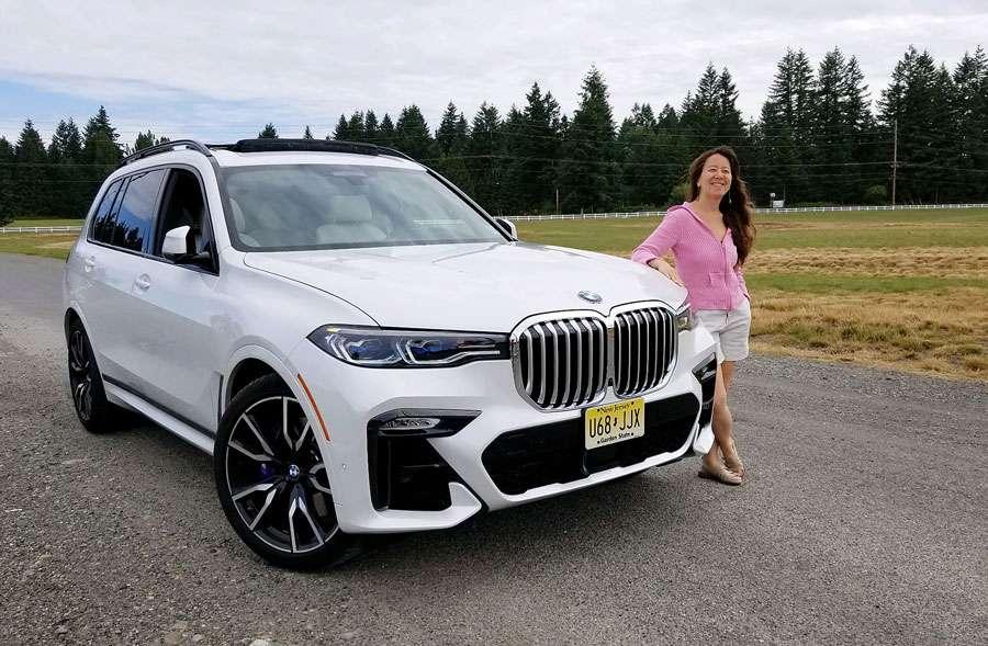 Mi Ae with the 2019 BMW X7