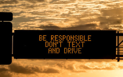 Why Distracted Driving Campaigns Often Don't Work