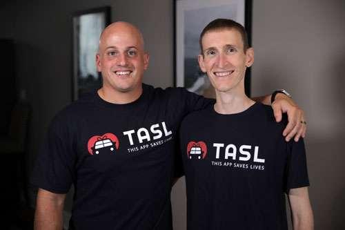 Nate Wagner and Ryan Frankel of TASL
